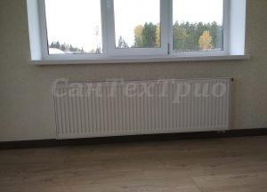 Замена радиаторов отопления Екатеринбург