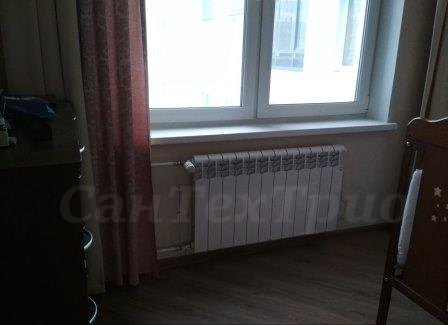 Монтаж биметаллических радиаторов в доме