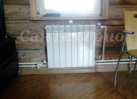 Монтаж радиаторов отопления в частном доме недорого